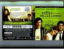 Stephen Chbosky signed The Perks of Being a Wallflower Blu Ray