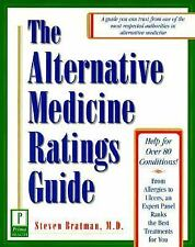 The Alternative Medicine Ratings Guide: An Expert Panel Ranks the Best...
