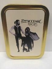 Fleetwood Mac Classic Rock 60's 70's 80s Music Cigarette Tobacco Storage 2oz Tin