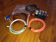 WIRING KIT CHRYSLER CHARGER HEMI DESOTO 318 440 PACER VALIANT AP6 DODGE