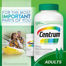 Centrum 425 Tablets Men/Women Adults under 50 Multi Vitamin Mineral  365 + 60