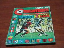 Album Figurine Calciatori Edis 1977-78