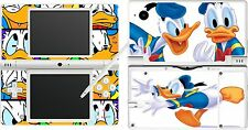 nintendo NDSi DSi - DONALD DUCK - 4 Piece - vinyl Sticker Skin cover