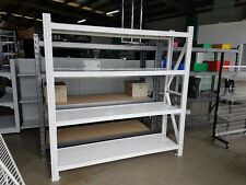 Longspan shelving racking grocery shop garage storage 2m x 2m x .5m BRAND NEW!!!