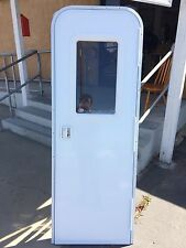 "RV Entry Door with Built in Screen Door 72"" x 24"""