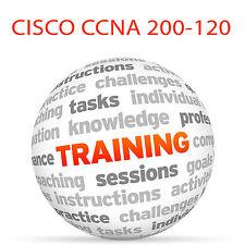 CISCO CCNA EXAM 200-120 - Video Training Tutorial DVD