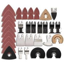 100pcs Oscillating Multitool Saw Blades Surtido Kit para FEIN MAKITA RIDGID