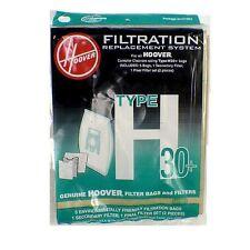 Hoover H30+ Vacuum Bags (5 bags & 2 Filters) Genuine Hoover Brand