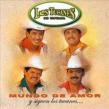 Mundo De Amor by Los Tucanes de Tijuana (CD, Mar-2010, Fonovisa)
