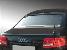 Audi A8 2004 - 2008 Rear Window ROOF SPOILER RARE & UNIQUE - fits all D3 body