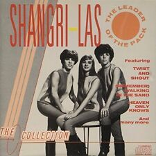 Shangri-Las Leader of the pack-The collection (14 tracks, 1987) [CD]