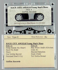 Rock City Angels / Young Man's Blues (Geffen Records)/Original Demo/Johnny Depp