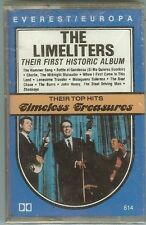 THE LIMELITERS - THEIR FIRST HISTORIC ALBUM - CASSETTE - NEW
