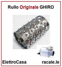 RULLO per la Grattugia Elettrica Ghiro di Ricambio Originale in Acciaio Inox X