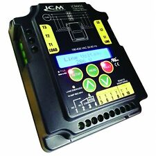 ICM455, ICM 455 fully programmable 3-phase line voltage monitor w/ backlit LCD