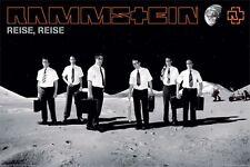 RAMMSTEIN POSTER Moon Gang Shot RARE HOT 24X36