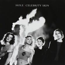 Hole Celebrity Skin CD NEW SEALED 1998 Courtney Love