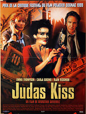 Emma Thompson : Alan Rickman : Judas Kiss : POSTER