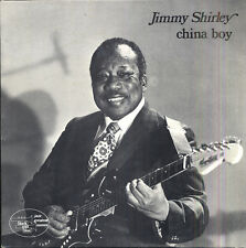 Jimmy SHIRLEY China boy French LP BLACK AND BLUE 33081