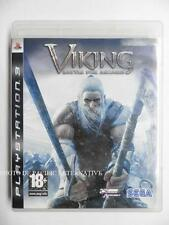 jeu VIKING BATTLE FOR ASGARD sur playstation 3 PS3 francais game spiel juego  #1