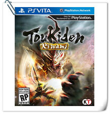 PSV Toukiden Kiwami ENG 討鬼傳 極 中文版 / JAP Koei VITA Tecmo Action Games