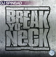 DJ SpinBad Break YO Neck 90's RAP Hip Hop Blend Old School RARE (Mix CD) Mixtape