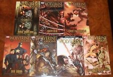 Wolverine Origins TPB Lot Vol 1 2 3 4 5 6 7 Deadpool Daniel Way MARVEL GN Savior