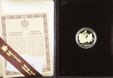 1981 Canada National Anthem $100 22k Gold Proof Commem Coin as Issued