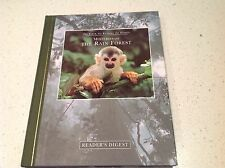 MYSTERIES OF THE RAIN FOREST BOOK, BEST SELLER. AS NEW BARGAIN READERS DIGEST
