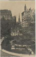 BOWLING GREEN PARK, KING GEORGE POST HEADS MELTED TO MAKE BULLETS FOR WAR, NYC
