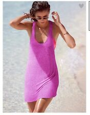 NWOT Victoria's Secret swim Racerback Cover up dress, Size XS