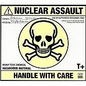 Nuclear Assault : Handle With Care: Limited Edition CD (2008)