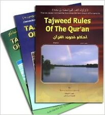 Tajweed Rules of the Quran (3 Part Set) Kareema Carol Czerepinski Islamic Books