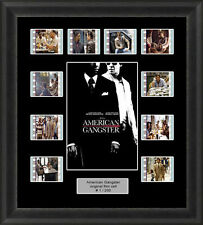 AMERICAN GANGSTER FRAMED FILM CELL MEMORABILIA