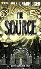Witching Savannah: The Source 2 by J. D. Horn (2014, CD, Unabridged)