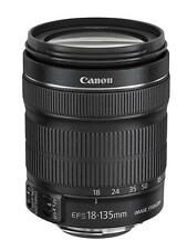 Canon EF-S 18-135 mm IS  STM Objektiv Neuware ( bulk )