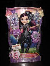 EVER After High Raven Queen Drago Giochi Bambola Nuovo di zecca con scatola nuovo in scatola, sigillato.