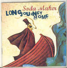 Soda Maker - Long Journey Home, CD, Indie/Guitarpop