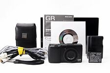 RICOH GR DIGITAL 8.1 MP Digital Camera Black w/Box from Tokyo Japan Excellent+++