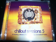 Ministry Of Sound Chillout Sessions Vol 5 CD Feat Lamb Sia Coldplay Moloko & Mor