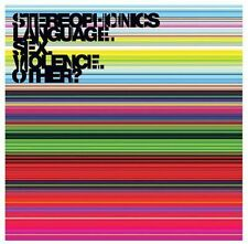 Language. Sex. Violence. Other? by Stereophonics (CD, Feb-2006, V2)