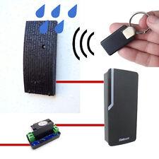 Zutrittskontrolle Außen und Innengerät Set  ! RFID von Sebury, (W2-Set5)