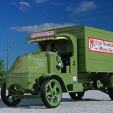 VR - 1925 MACK US ARMY TROOP TRUCK - First Gear