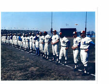 1969 MONTREAL EXPOS 8X10 TEAM PHOTO OPENING DAY JARRY PARK  BASEBALL CANADA