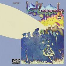 LED ZEPPELIN - LED ZEPPELIN II (2014 REISSUE) (DELUXE EDITION) 2 VINYL LP NEW+