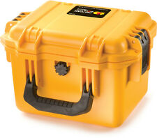 New Yellow Hardigg Storm IM2075 Case NF empty includes FREE engraved nameplate