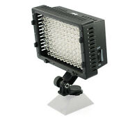 Pro LED video light for Canon AVCHD HD HDV 3D camcorder camera photo lite panel