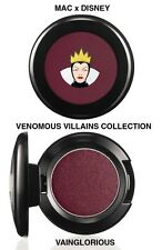 MAC x DISNEY Venomous Villains VAINGLORIOUS Eye Shadow NEW IN BOX FREE SHIPPING