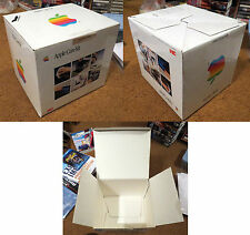 Vintage Apple Care Kit: Apple II Computer BOX ONLY floppy disc rare