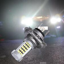 DC12V H4 2835 63SMD LED 6000K Car Projector Headlight Fog DRL Driving Light Bulb